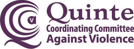 Cover Your Tracks – Quinte Coordinating Committee Against Violence